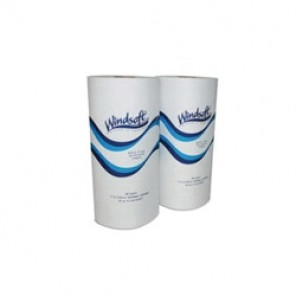 Windsoft® WIN 1220 Perforated Towel Roll, 8.8 in W x 11 in L, Paper, White