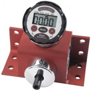 Proto® J6470 Electronic Torque Tester, 1/4 in Drive, 5 To 50 in-lb, +/-1%, 9 V Battery Power Source, LCD Display